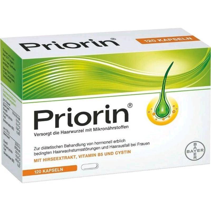 Лучшие витамины для волос (для роста и против выпадения)