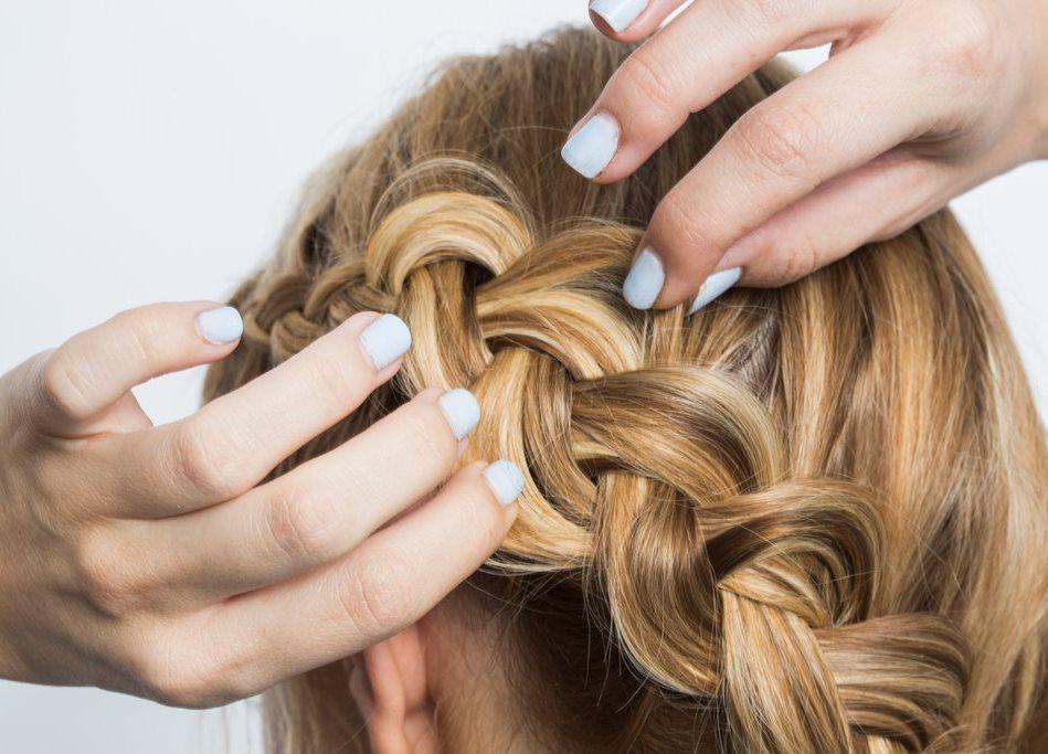 Французская коса: 143 фото со схемами плетения