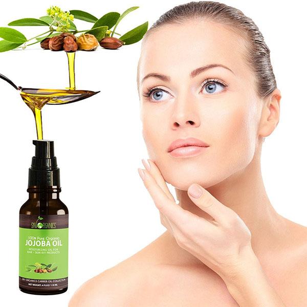 Масло жожоба для лица: отзывы косметологов о применении косметического средства от морщин на коже