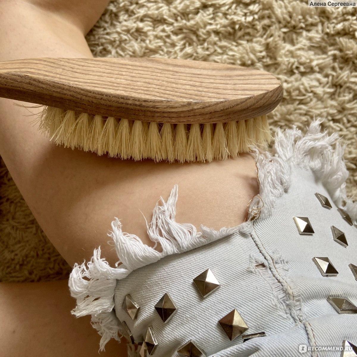 Как в домашних условиях проводить сухой массаж от целлюлита щеткой
