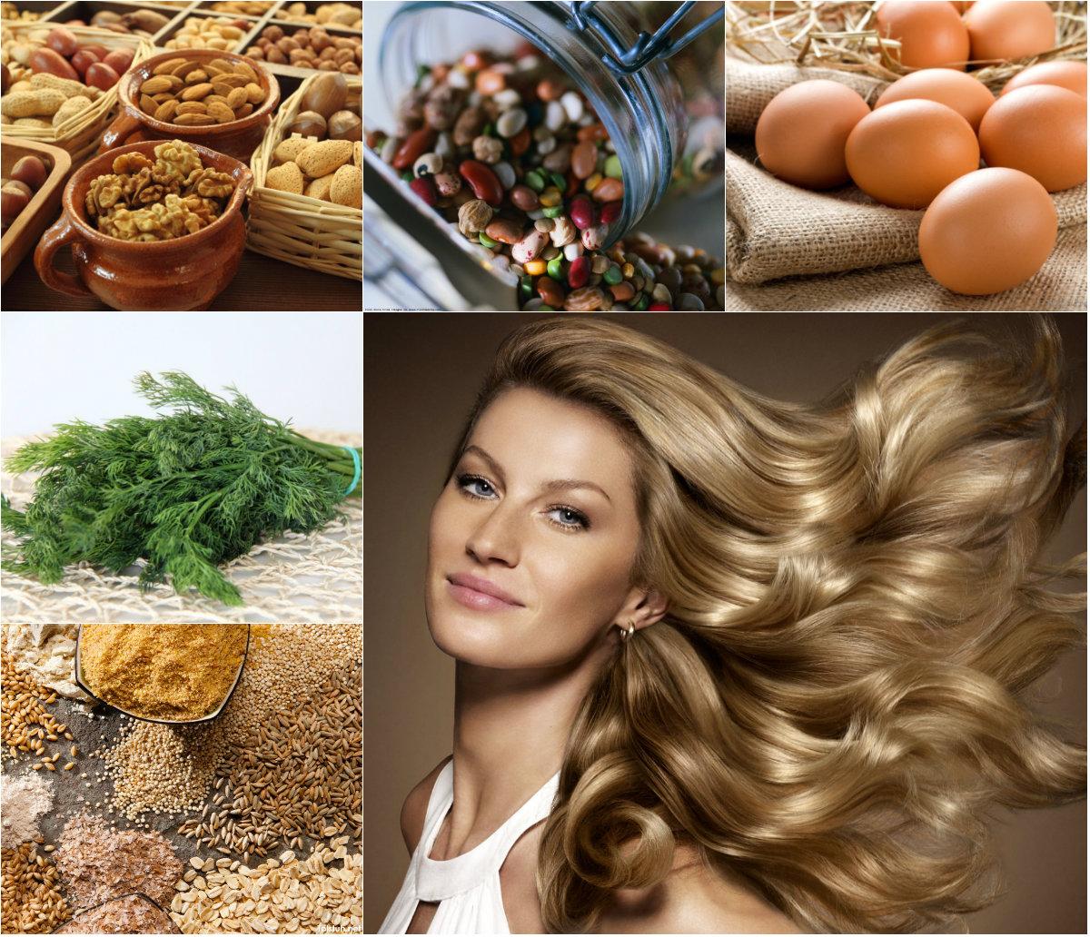 Витамины для волос от выпадения, минералы для роста волос | food and health