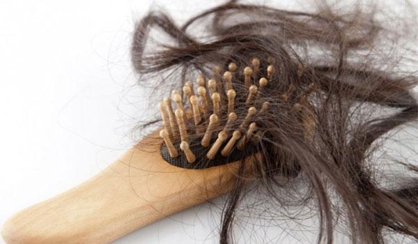 У жены выпадают волосы