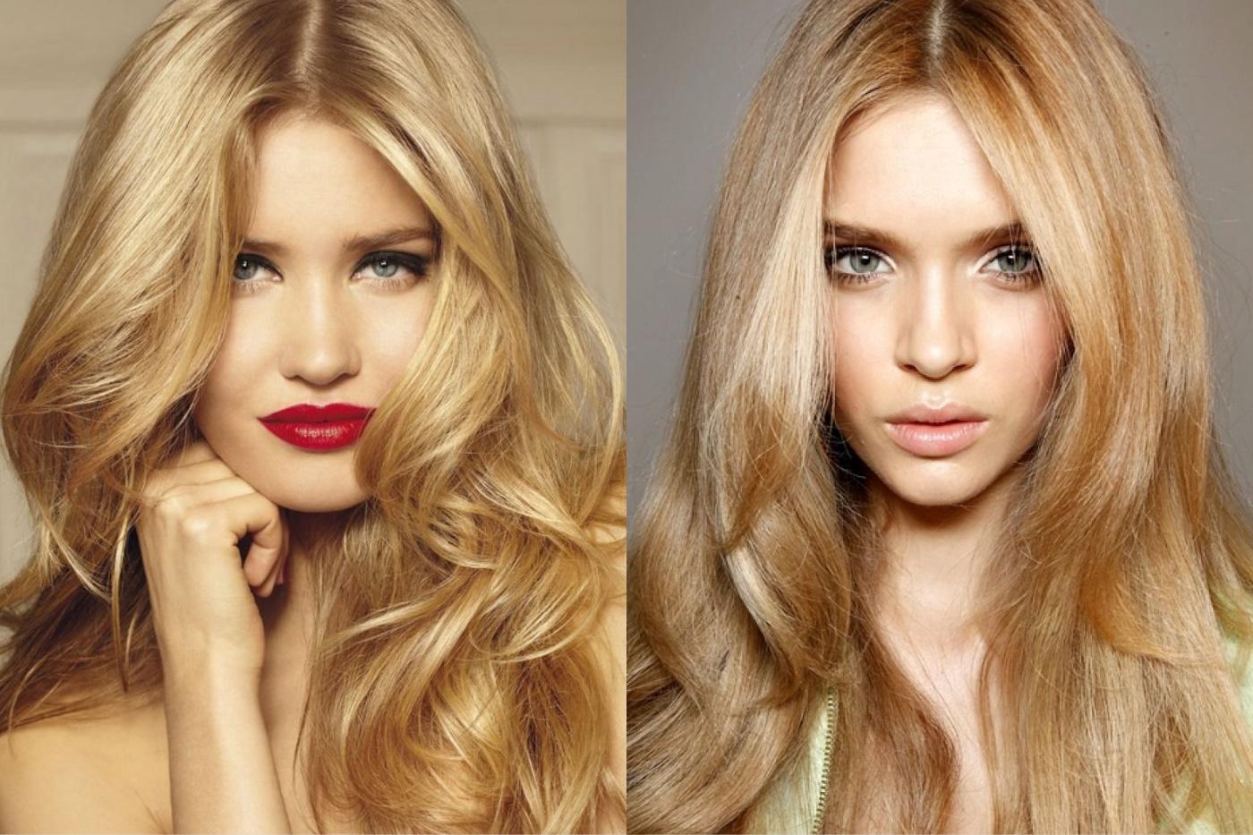 Светлый блонд: кому идет, популярные оттенки