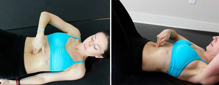 Как определить расхождение мышц живота после родов
