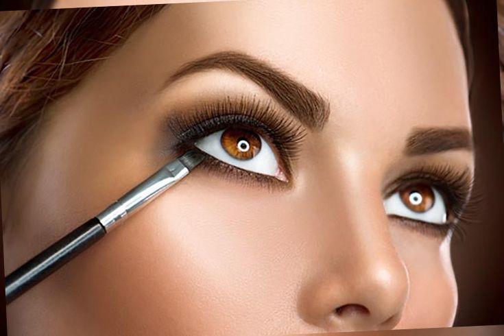 Макияж для карих глаз: вечерние, дневные образы для блондинок и брюнеток