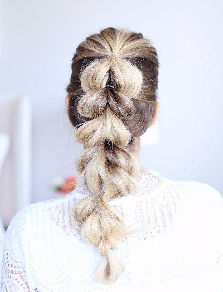 Прическа французская коса — как плести косу самой себе, фото и видео урок для начинающих