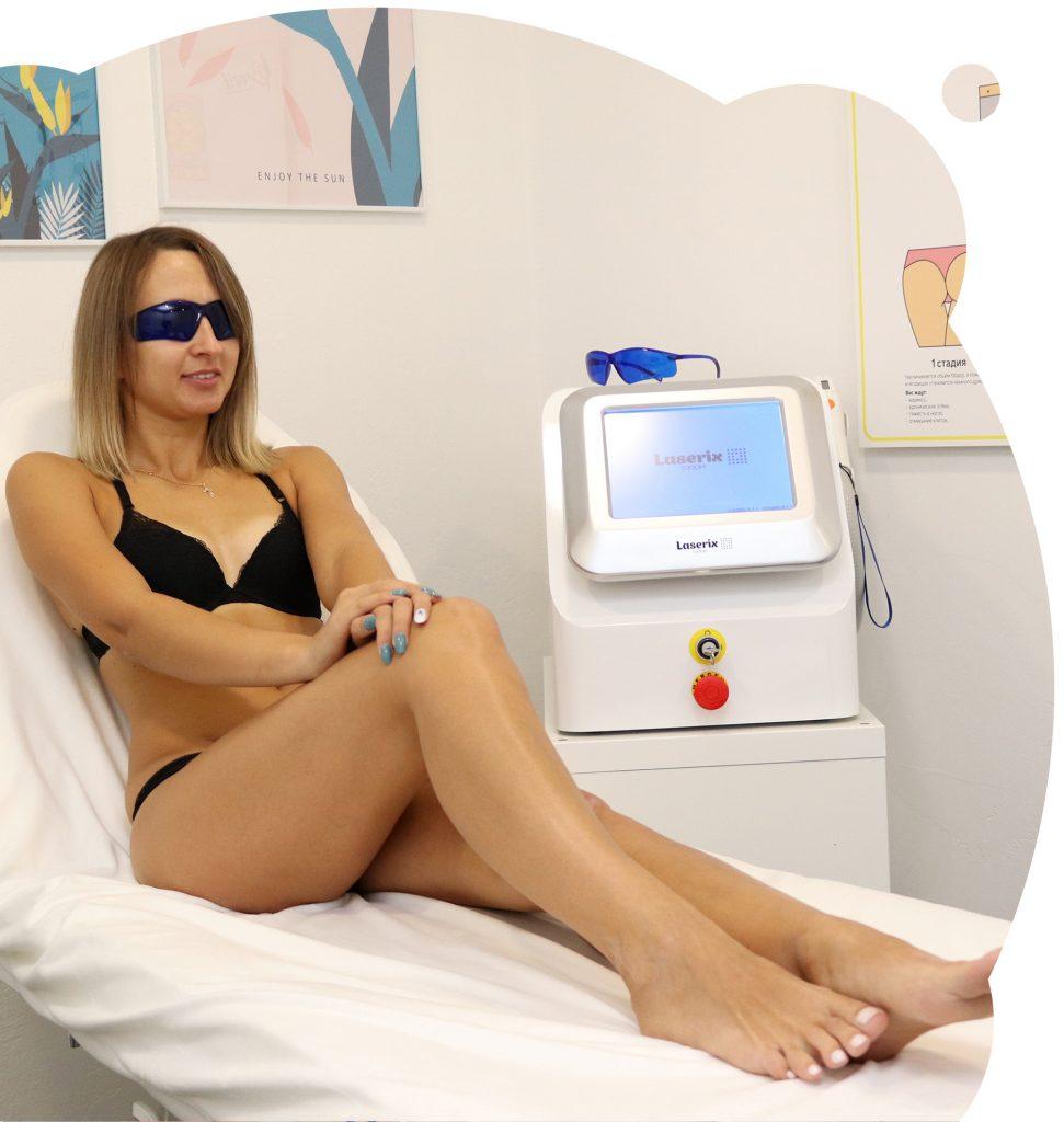 Лазерная эпиляция лица и тела. отзывы, фото до и после, противопоказания и последствия