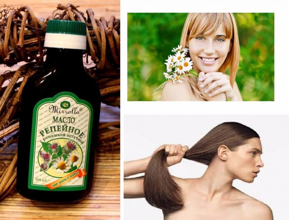 Можно ли отрастить шикарные волосы и ресницы с помощью репейного масла