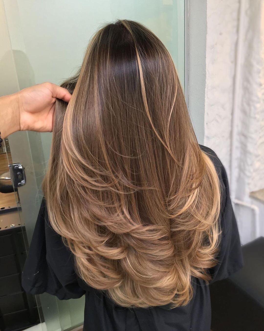 Все о редком мелировании: техника, особенности, варианты с фото. мелирование на темные волосы — отличная альтернатива окрашиванию