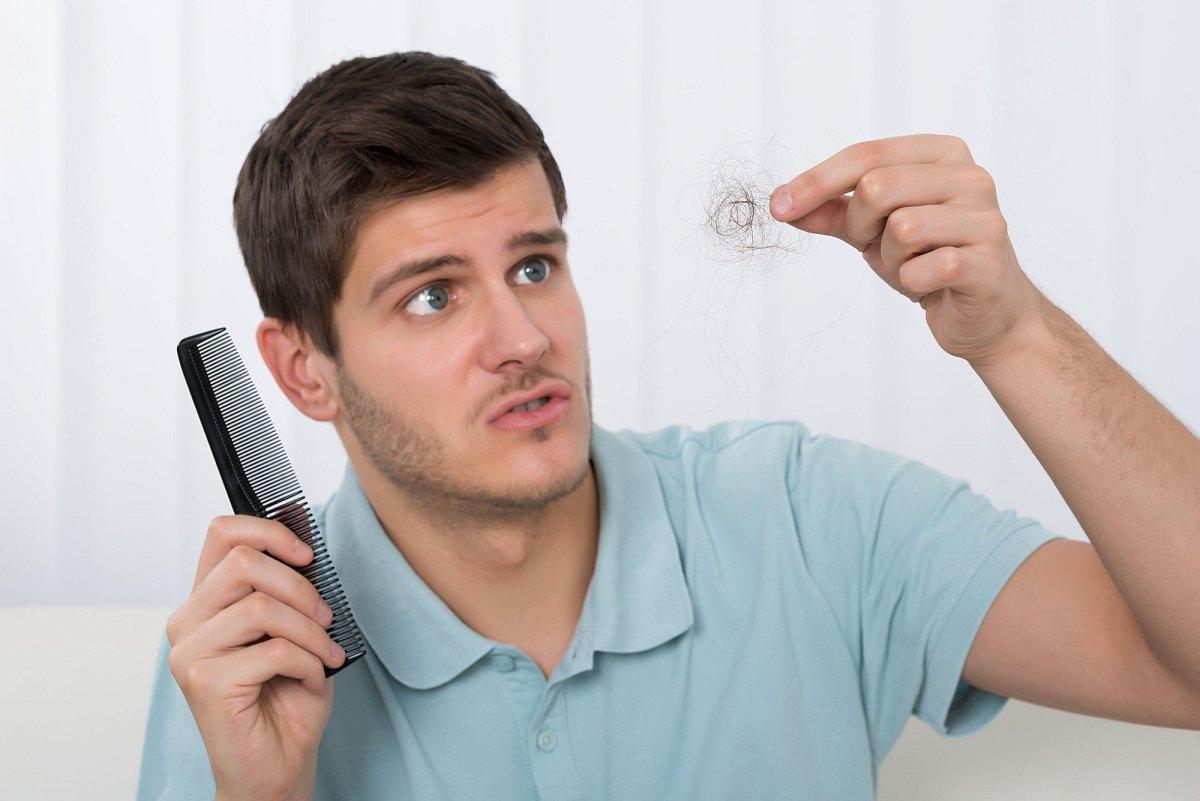 Лысый теперь: выпадение волос у мужчин