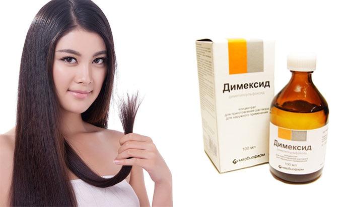 Маски и другие средства для волос на основе димексида: инструкция по применению, отзывы трихологов и потребителей