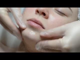 Очищение кожи лица. цель — вернуть первозданный образ
