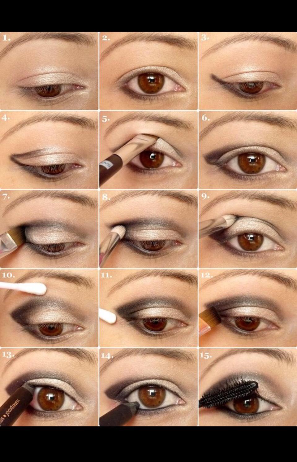 Как сделать макияж в домашних условиях — делаем красивый и правильный макияж своими руками (100 фото)