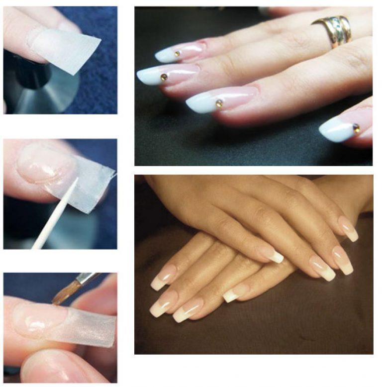 Гелевое наращивание ногтей: техника выполнения, преимущества, правила коррекции