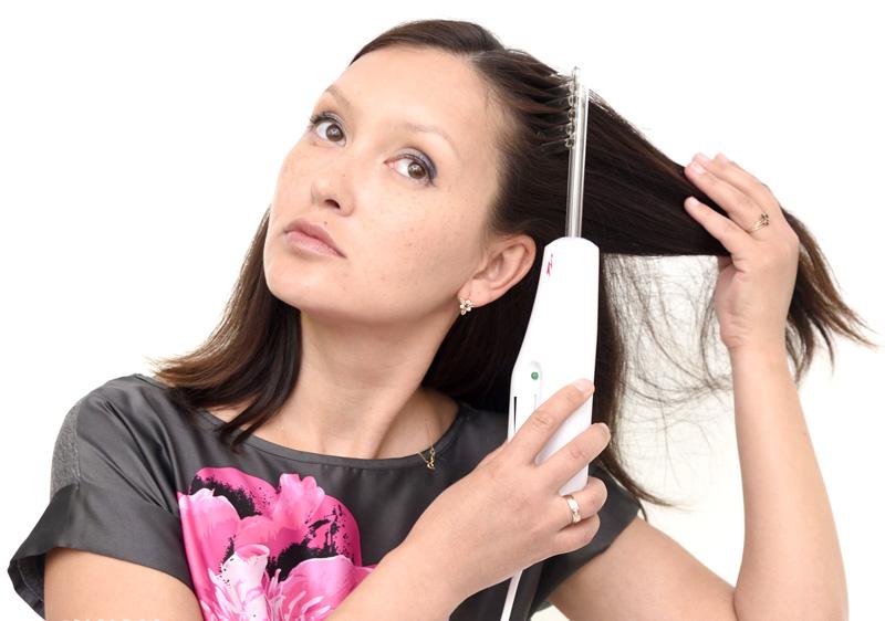 Дарсонваль для волос — аппарат от выпадения, для роста и лечения