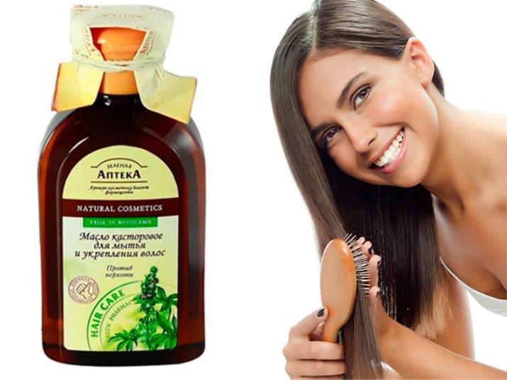Как правильно выбрать масло для роста волос?