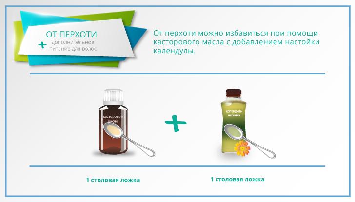 Касторовое масло для волос: как применять для роста и густоты