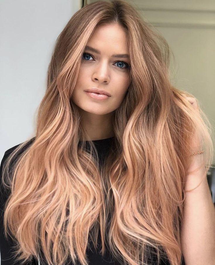 Темный блонд — новый тренд весны 2020