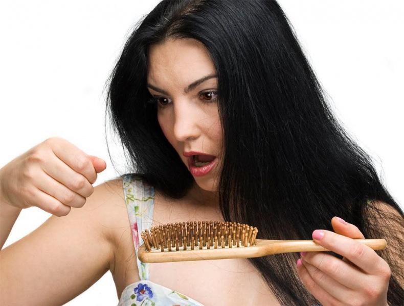Выпадение волос на теле