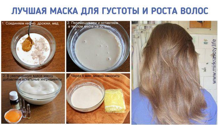 Эффективные рецепты домашних масок против выпадения волос