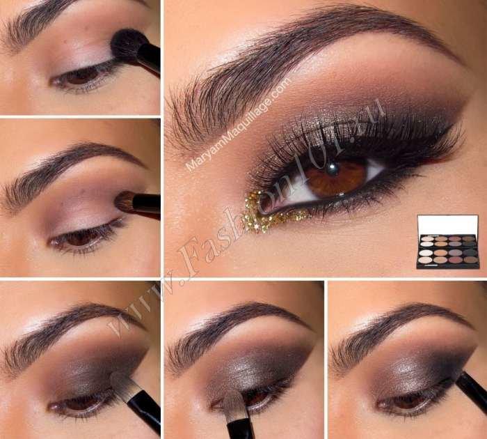 Всё о макияже для зеленоглазых девушек