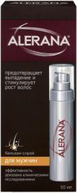 Спрей алерана против выпадения волос. инструкция по применению, отзывы
