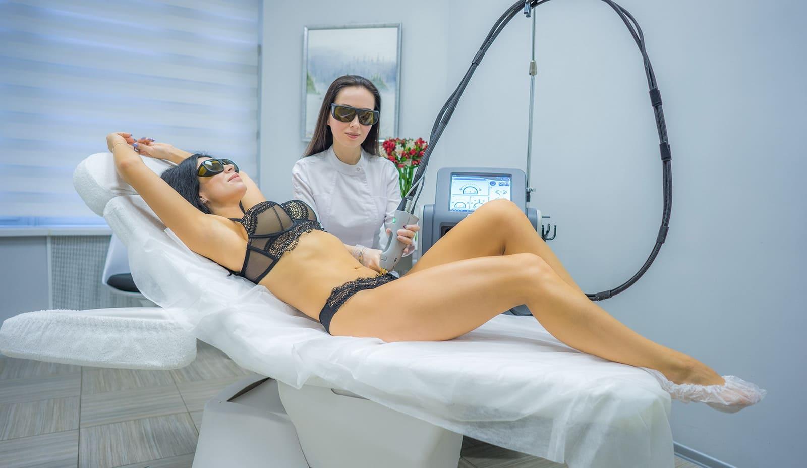 На сколько хватает лазерной эпиляции? отзывы об эффективности