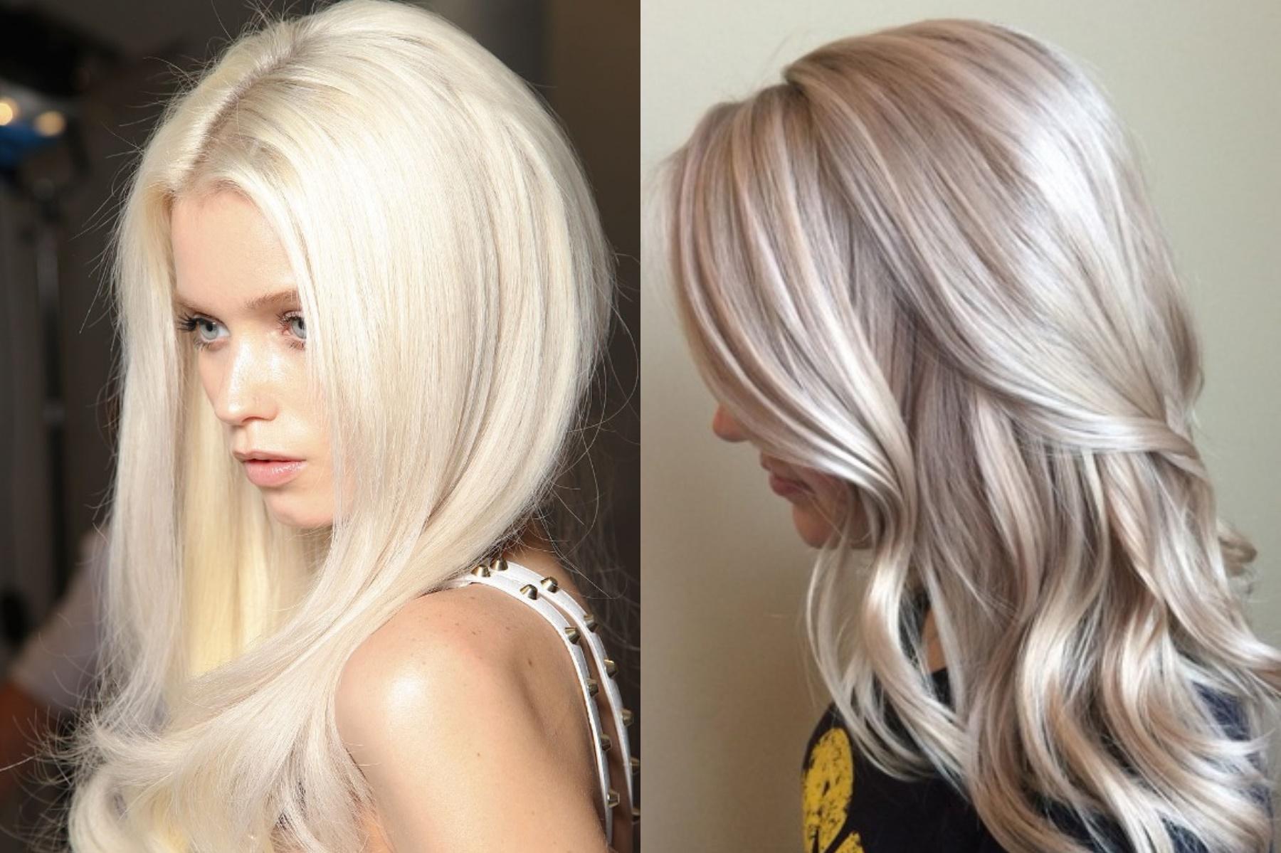 Оттенки блонда: как подобрать блонд