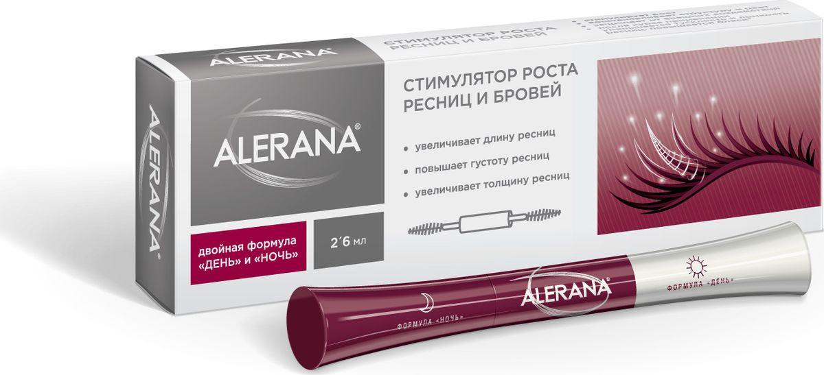 «Алерана» для пышных и длинных ресниц