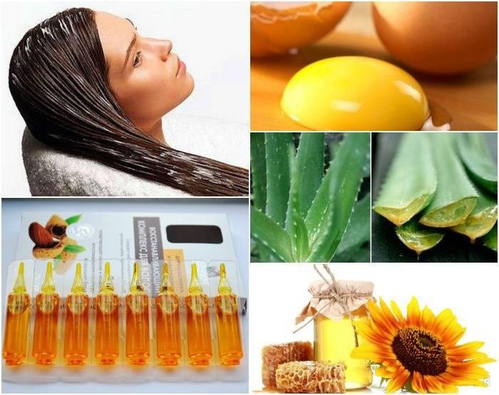 Как использовать витамин а для роста волос
