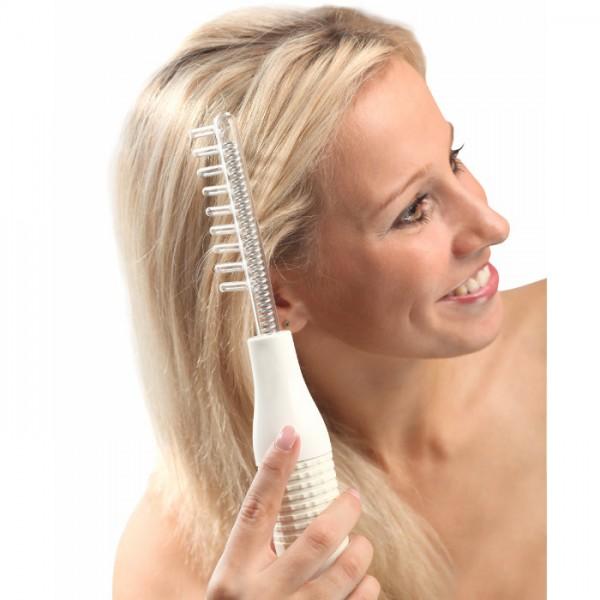 Как использовать аппарат дарсонваль для восстановления волос