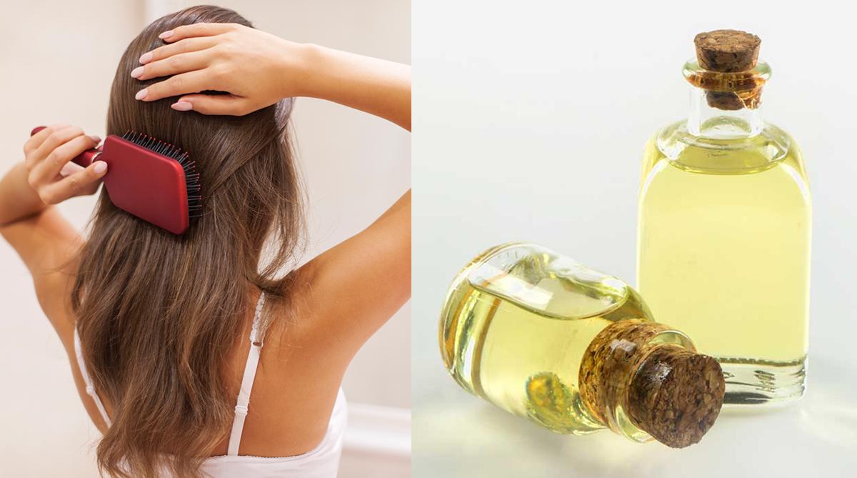 Лучшие рецепты масок для роста волос с репейным маслом