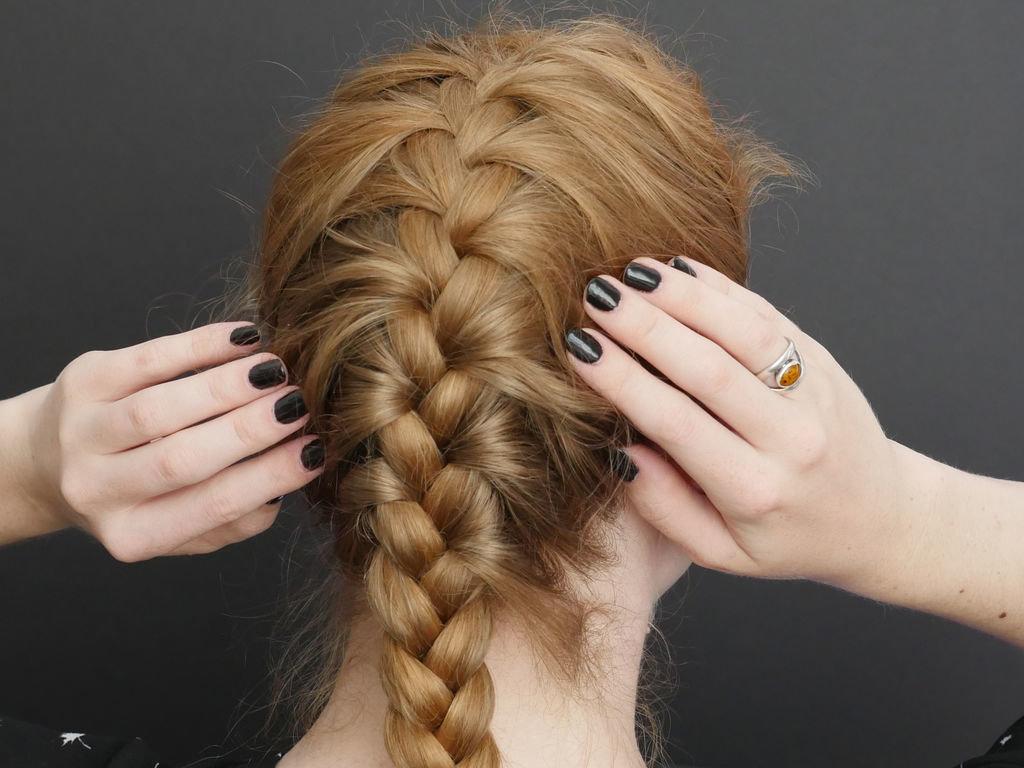 Как заплести французскую косу — разные виды, а также фото-идеи (45 фото)