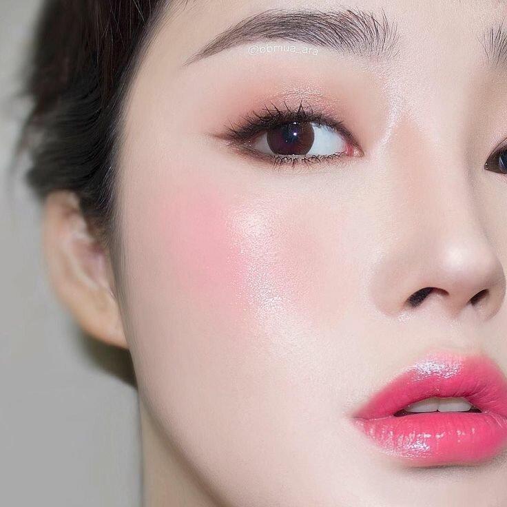 Как сделать прямые брови как у кореянок?