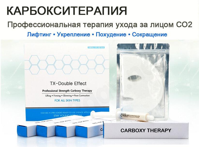 Карбокситерапия— что это такое?
