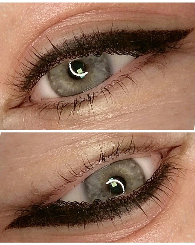 Татуаж глаз — что это
