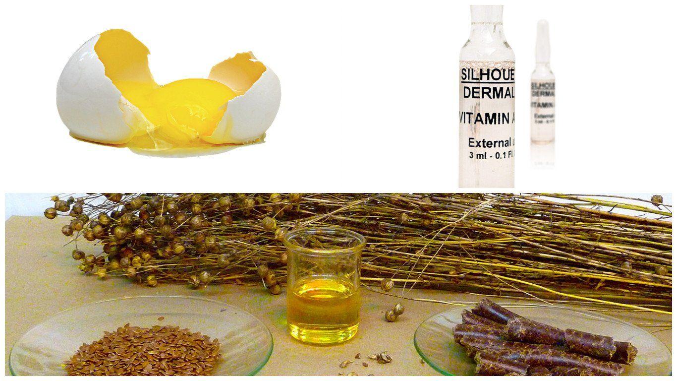 Польза витамина Е для роста и питания волос