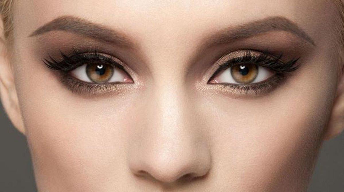 Как сделать идеальный макияж для карих глаз фото и видео