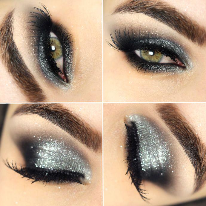 Как сделать макияж смоки айс (smoky eyes) — пошаговое выполнение с фото и видео