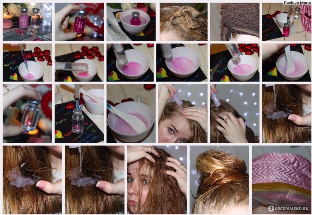 Как сделать ботокс для волос в домашних условиях