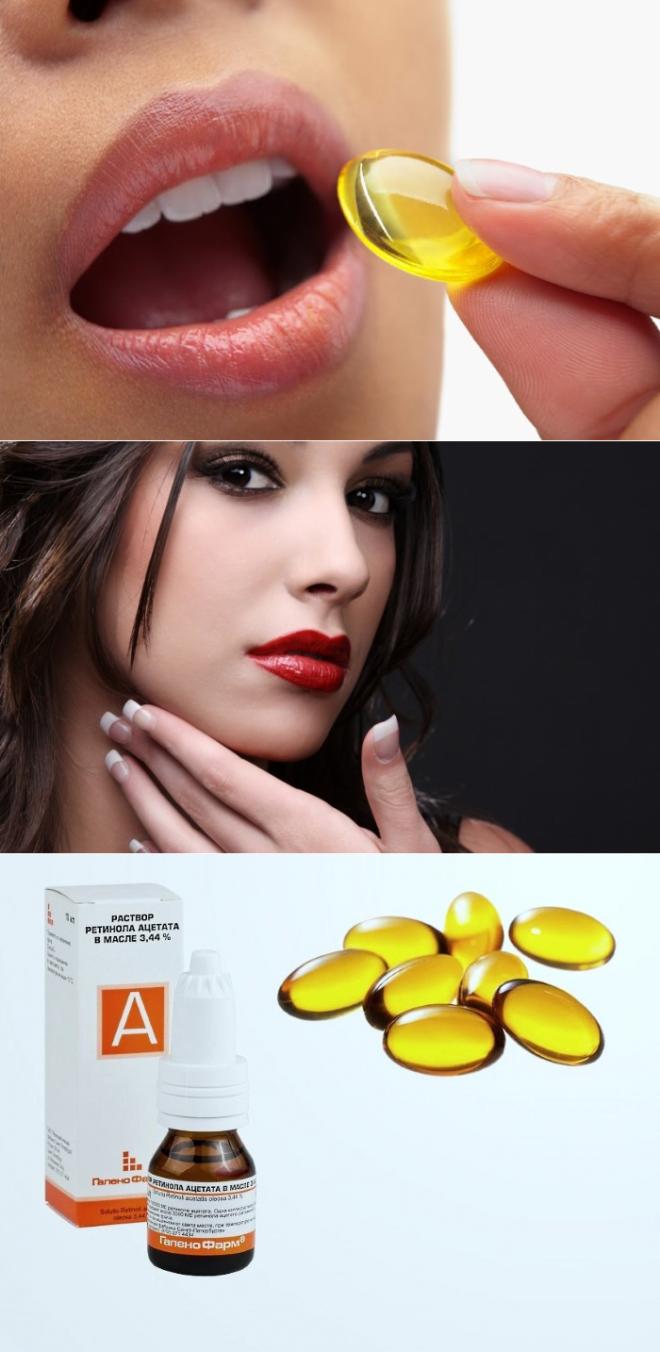Витамины в ампулах для волос: полезные свойства и показания к применению