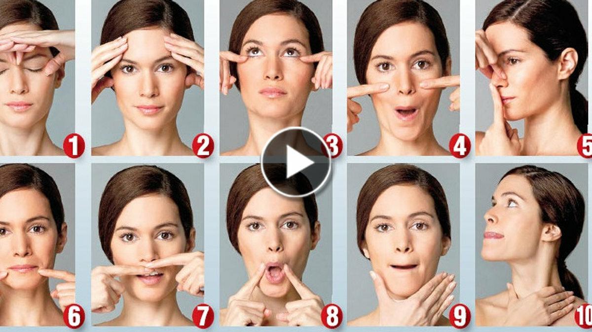 Как убрать щеки и сделать скулы: упражнения, диета, советы